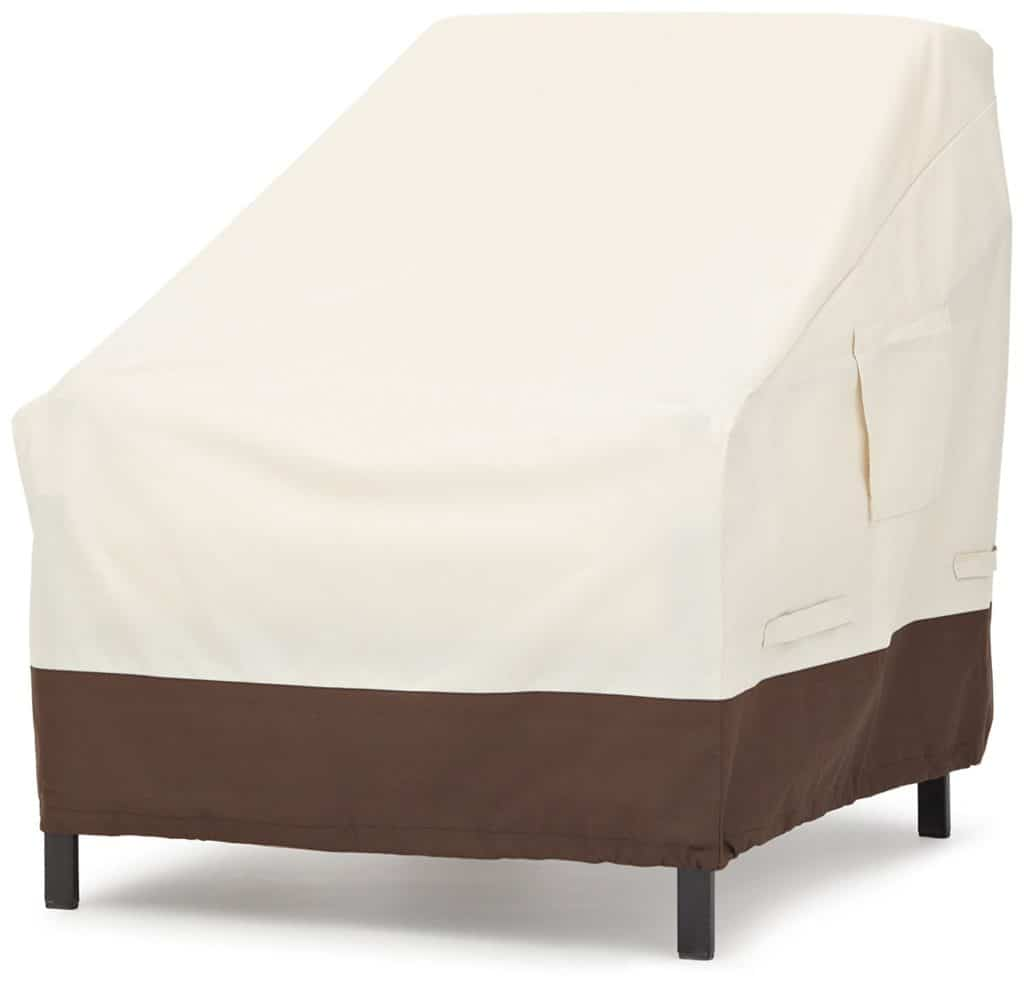 AmazonBasics Lounge Deep patio chair Cover review