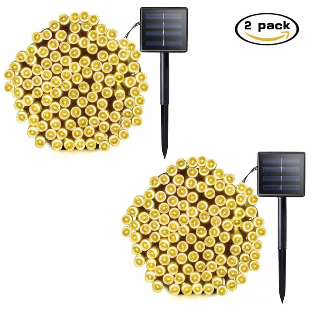 Best Solar powered String Lights outdoor reviews