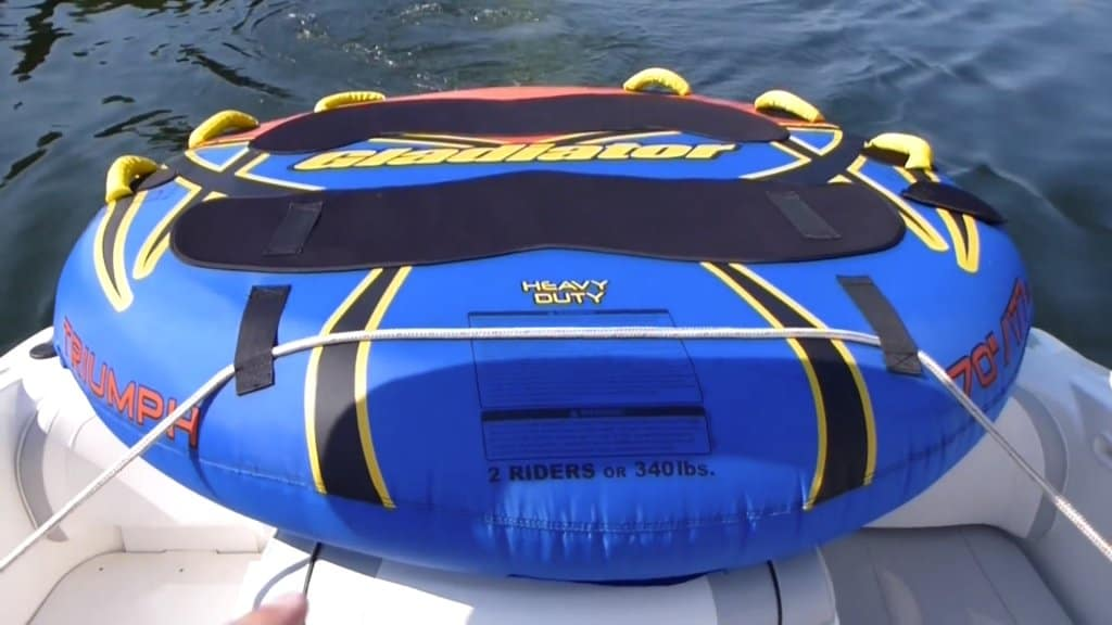 O'Brien towable tube review