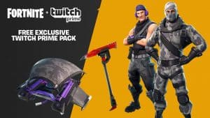 free fortnite skins twitch prime
