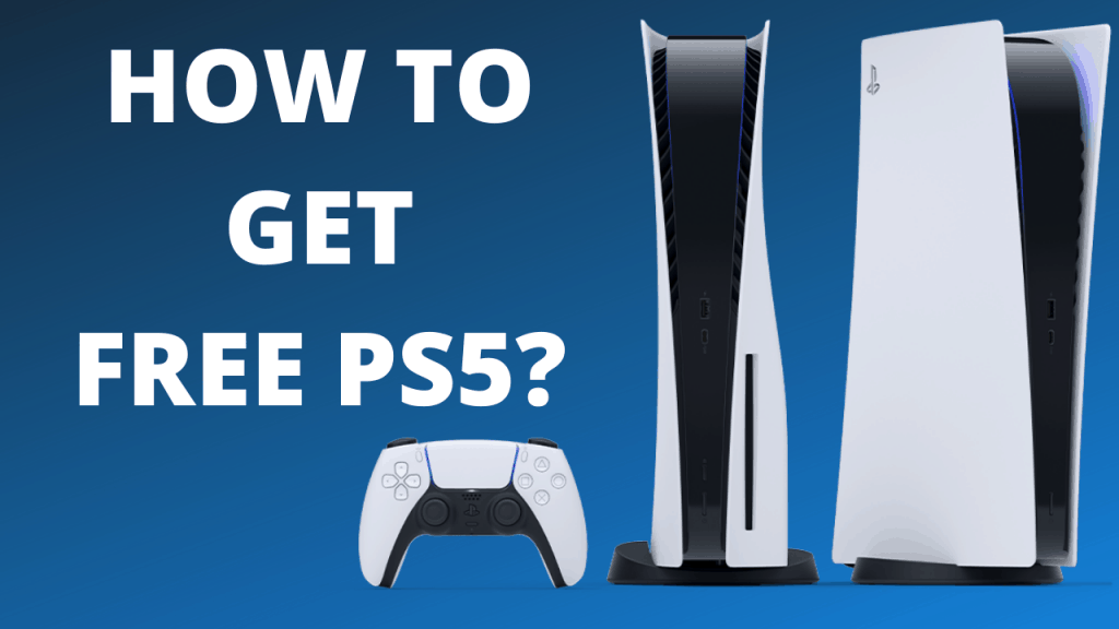 how to get a free ps5